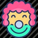 avatar, circus, clown, entertainer, funny, jester, joker