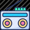 antenna, audio, communication, entertainment, radio, signal, transmission