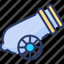 cannon, fire, gun, military, tank, war, weapon