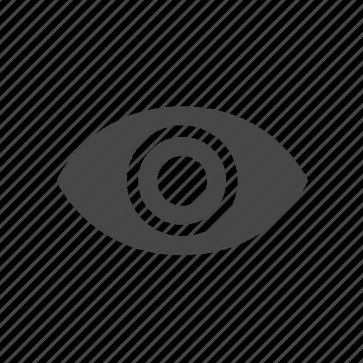 anatomy, eye icon
