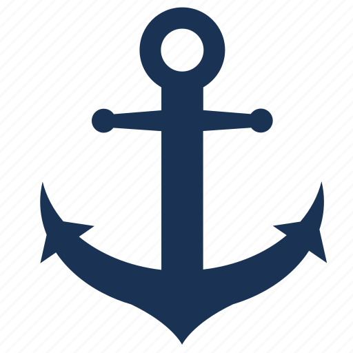 Anchor, boat, pirate, sea, ship anchor, simple anchor icon - Download on Iconfinder