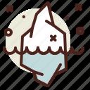 iceberg2, snow, winter icon