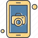 apps, camera, mobile, phone icon