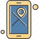 apps, location, mobile, phone icon