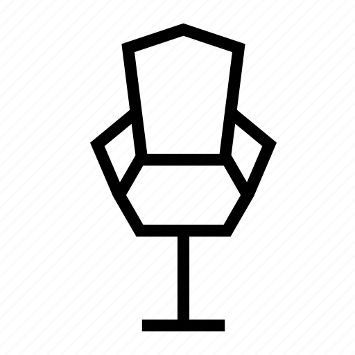 chair, furniture, interior, meeting, office, seat, work icon