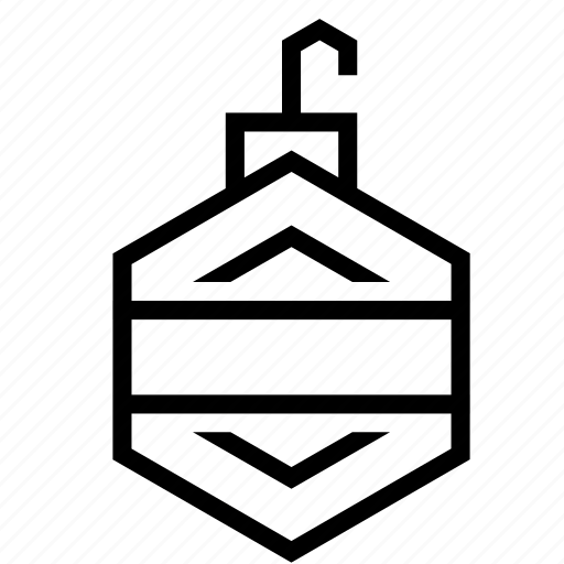 ball, bauble, christmas, decoration, holiday icon