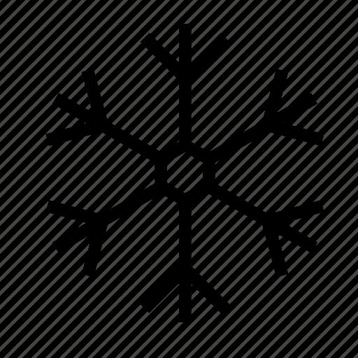 christmas, holiday, snow, snowflake, winter icon
