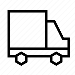 lorry, ship, shipping, shopping, truck, vehicle icon