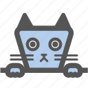 cute, doll, mousse, rat, toy icon