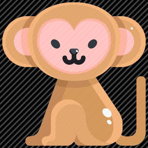 Animal, animals, kingdom, life, monkey, wild, wildlife icon - Download on Iconfinder