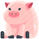 wild, pork, pig, animals, farm, life, avatar