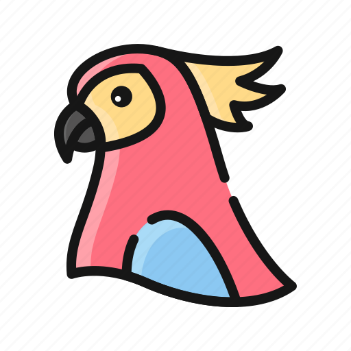 Animal, bird, cute, parrot icon - Download on Iconfinder