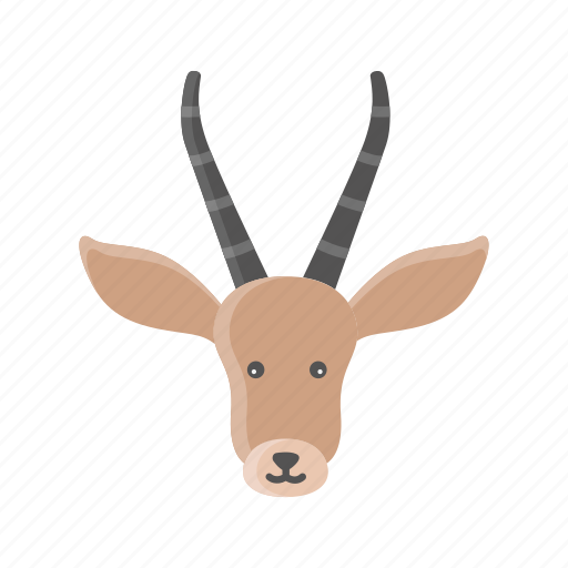 Animal, deer, elk, mammals, reindeer, rudolph, wild icon - Download on Iconfinder