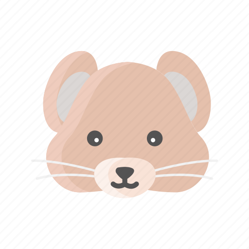 animal, mammals, mice, mouse, pest icon