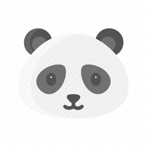 animal, china, mammals, panda, zoo icon