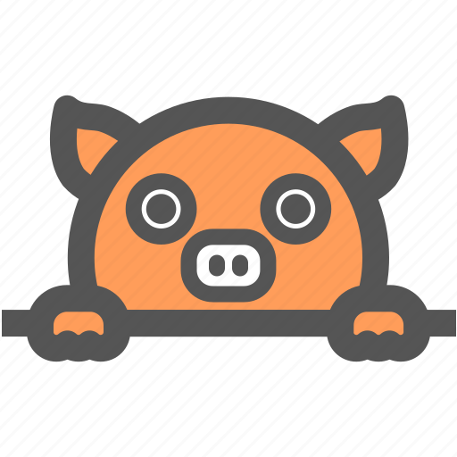 bank, cute, meat, pig, piggy, pork, toy icon