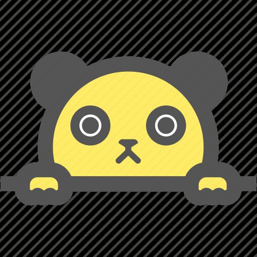 bear, cute, doll, face, teddy, toy icon