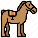 animal, horse, kingdom, life, wild, zoo