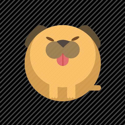 animal, dog, hound, pet, puppy icon