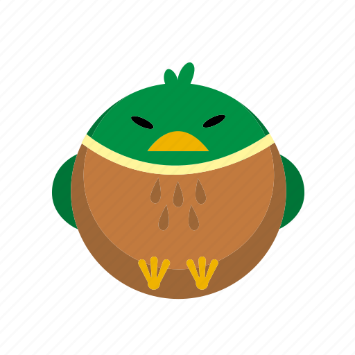 animal, duck, farm, goose, rooster icon