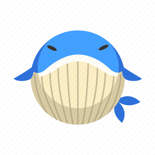 animal, biggest, mammal, sea, whale icon