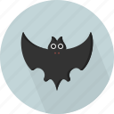 animal, bat icon