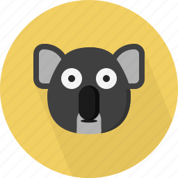 animal, coala, jungle, safari, zoo icon