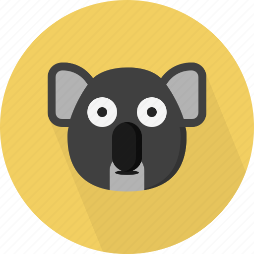 animal, coala, jungle, safari, zoo icon