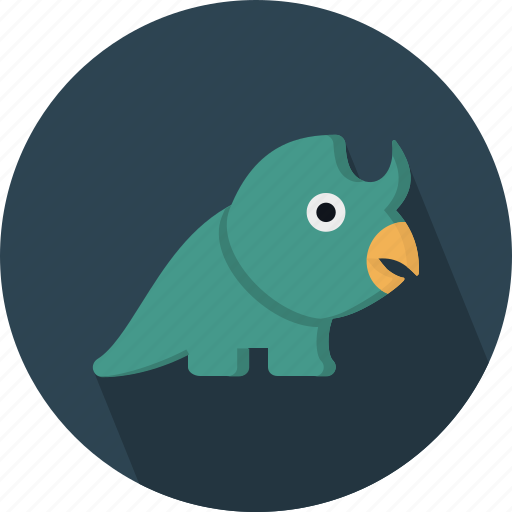 animal, dinosaur icon
