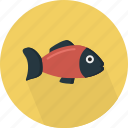 animal, fish, sea icon