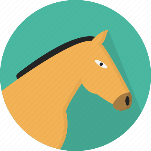 animal, horse, safari, zoo icon