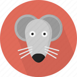 animal, mouse icon