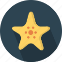 animal, fish, safari, sea, star, zoo icon
