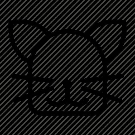 animal, cat, cute, pet icon