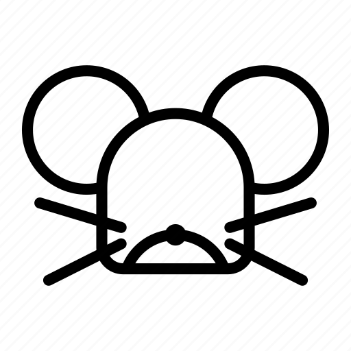 Animal, mouse, rat, wild icon - Download on Iconfinder