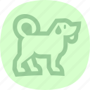dog, pet, pets, puppy icon