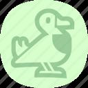 animal, bird, duck, farm icon