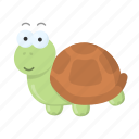 animal, cute, tortoise, toy, turtle