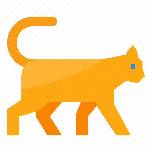 Animals, cat, mammal, pet icon - Download on Iconfinder