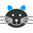 animal, cat, head, kitty, pet, pussycat, veterinary icon