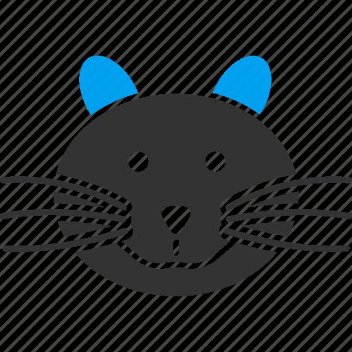 animal, cat, head, kitty, pet, pussycat, veterinary icon