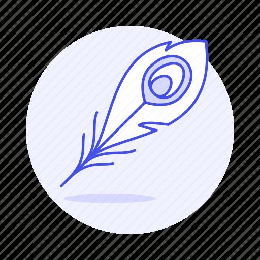 animal, birds, fauna, feather, peacock, peafowl, phasianid, vertebrate icon