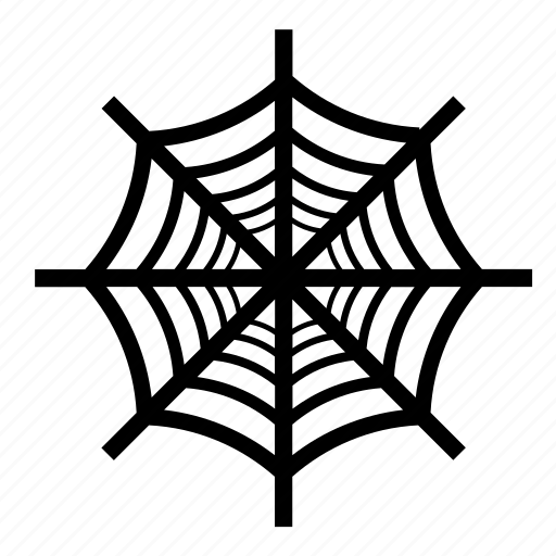 animal, cob, cobweb, spider, spiderweb, web icon