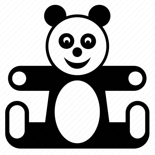 animal, bear, china, chinese, panda icon