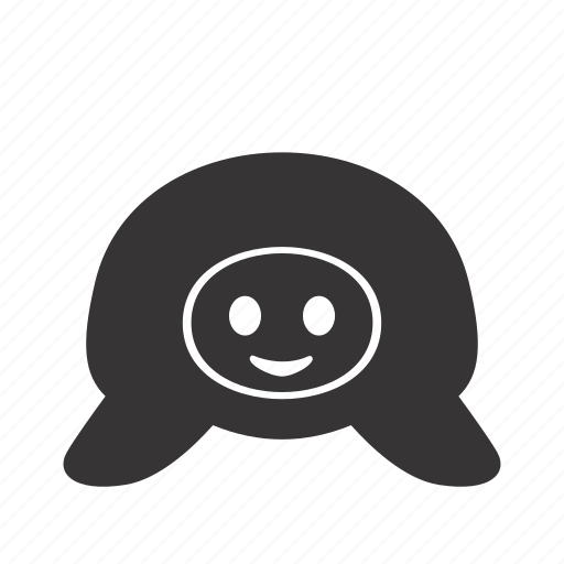 animal, fill, head, pet, turtle icon