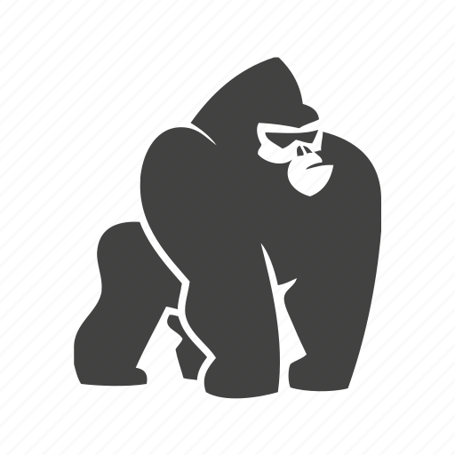 Image result for gorilla icon