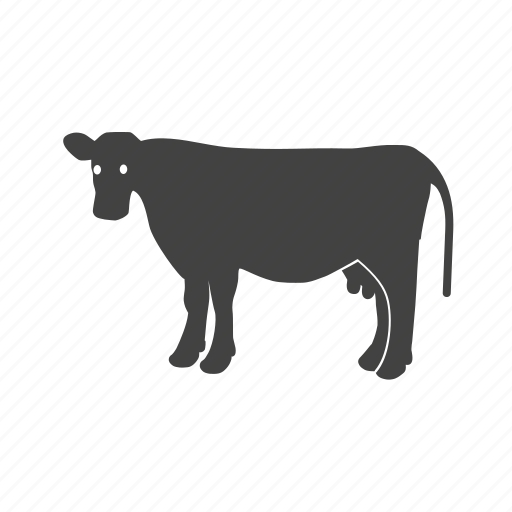 Animal, cow, dairy, farm, farming, milk, milking icon - Download on Iconfinder