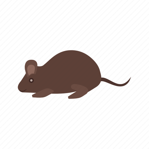 animal, domestic, mice, mouse, rat, rodent, tail icon