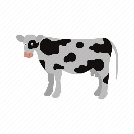 cattle, cow, dairy, farm, farming, milk, milking icon
