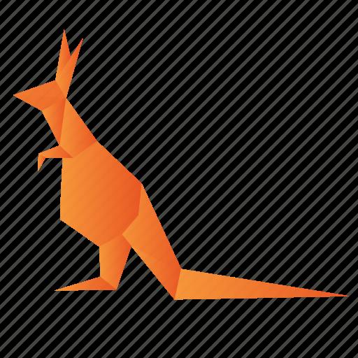 Origami Kangaroos | Gilad's Origami Page | 512x512